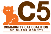 Community Cat Coalition of Clark County logo