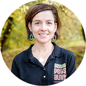 Ellen Jefferson DVM-Executive Director of Austin Pets Alive! and American Pets Alive!