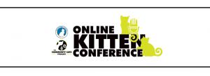 2021 Online Kitten Conference logo