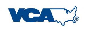 VCA sponsor logo